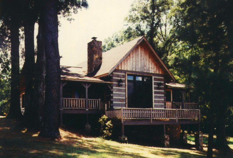hstone Log and Timber Frame Homes: Gallery (Log) on