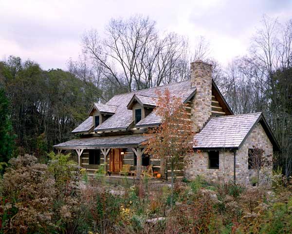 Hearthstone Homes Bowles Custom Log Home – Hearthstone Homes Floor Plans